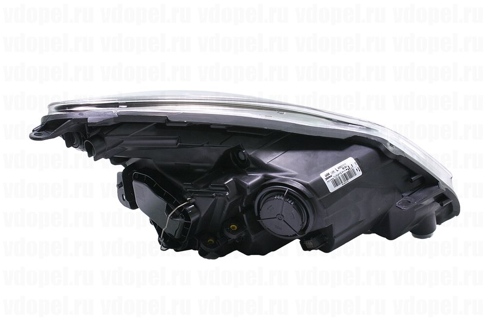 GM 95507717  - Фара Корса D 11- лев. (хром) GM