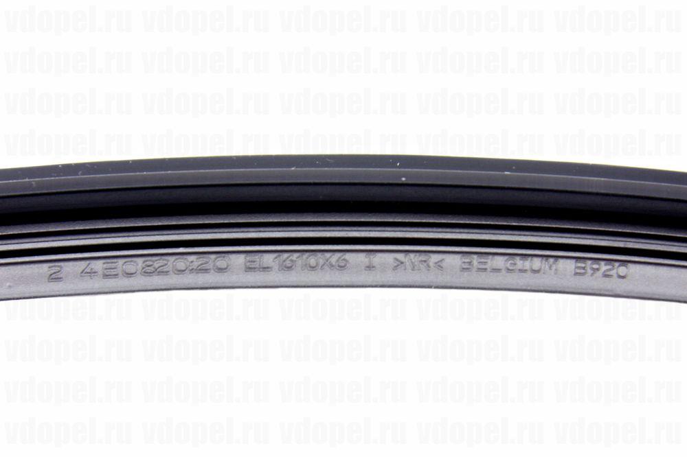 GM 95508196  - Щётка стеклоочистителя. Мерива В (комплект 2шт.)