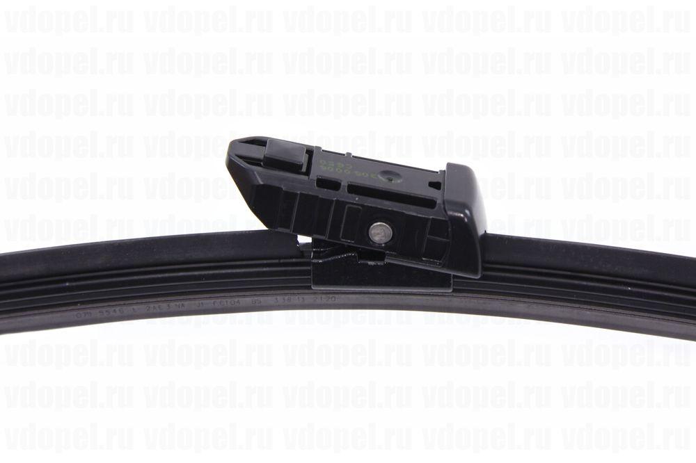 GM 95514049  - Щётка стеклоочистителя. Мокка (комплект 2шт.)