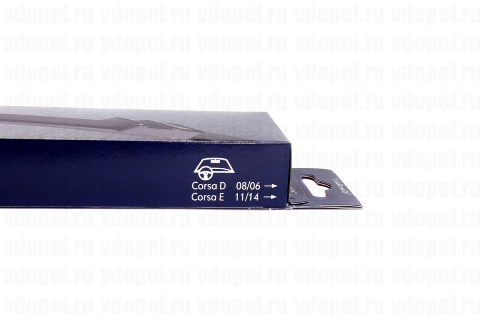 GM 95516013  - Щётка стеклоочистителя. Корса D (комплект 2шт.) Не подходят на Chevrolet Aveo