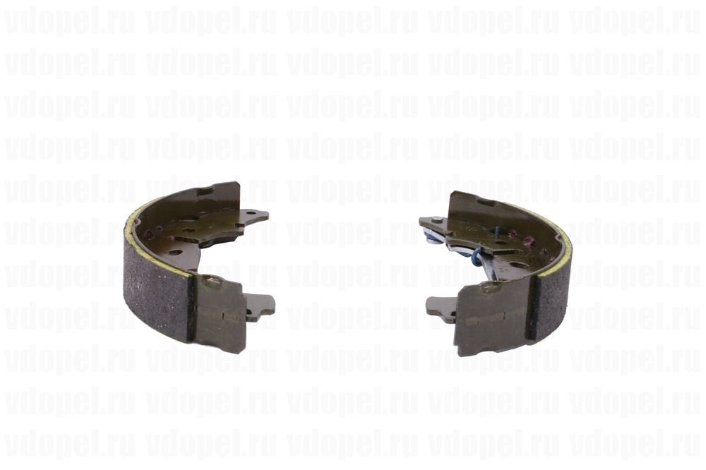 GM 95517923  - Колодки задние барабанные Корса D 1,0-1,2 5дв/1,4 1,3DT GM