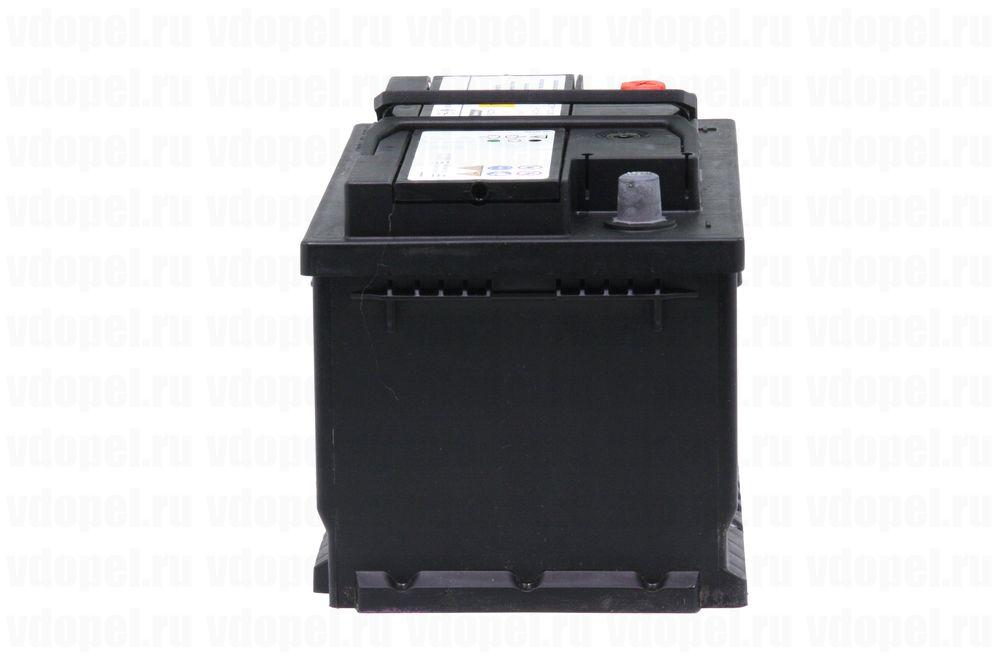 GM 95527531  - Аккумулятор 12V65Ah, 640 CCА EN, 580 CCA (SAE,GS)   278x175x175 1201212 (GM)95519151