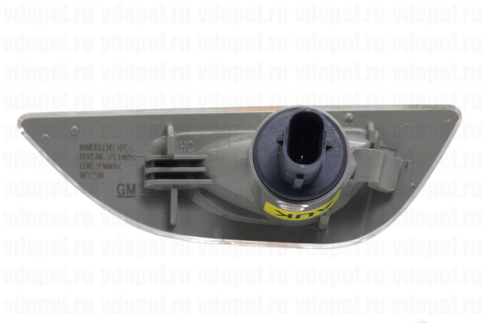 GM 95994974  - Повторитель поворота боковой. Мокка прав.