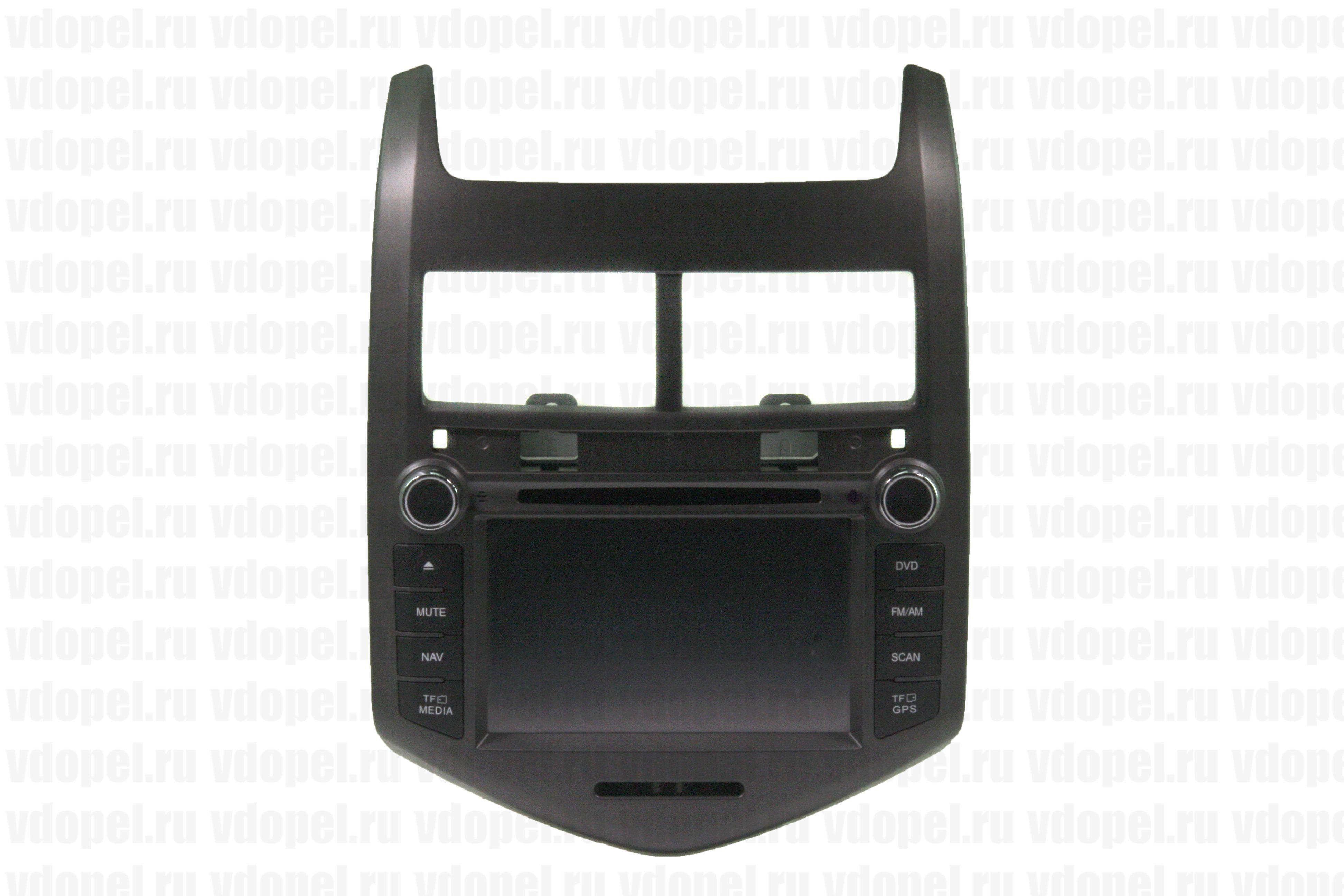GM DVM3720AVE  - Автомагнитола Phantom DVM-3720G i6 Chevrolet Aveo 2012- с навигацией