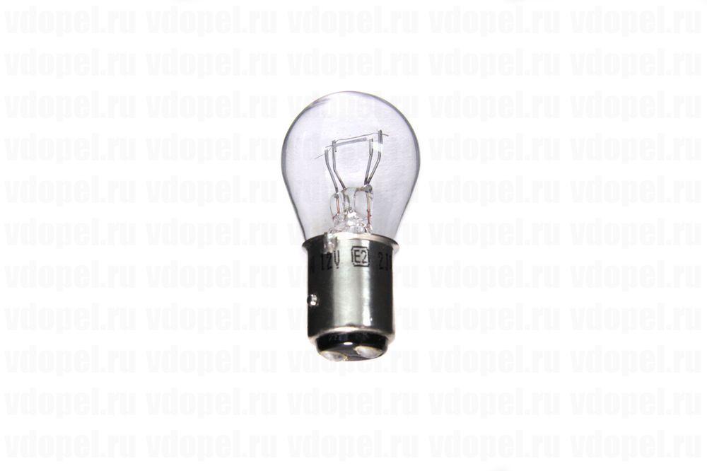 HP 109104755  - Лампа габарита и стоп сигнала. P21/4W (асиметричная)