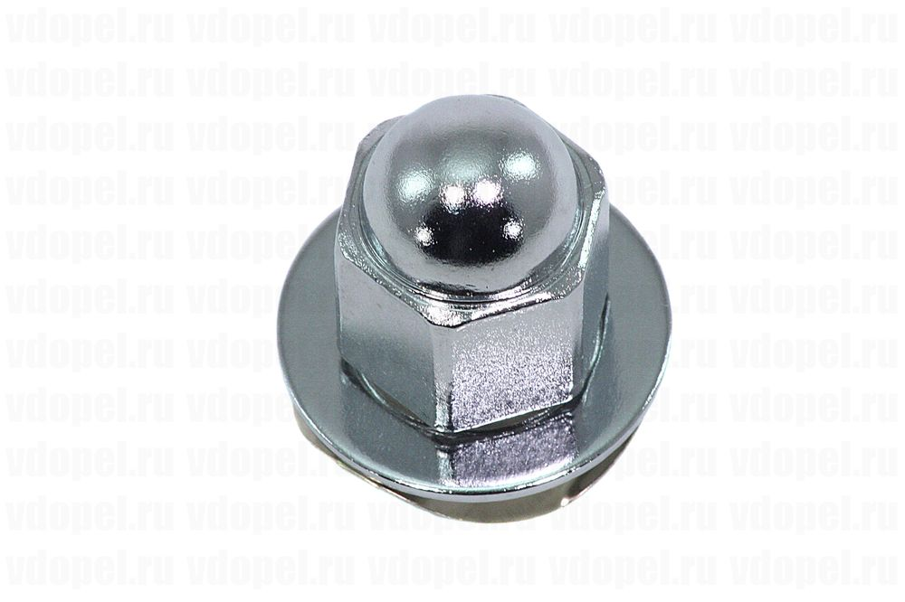 ISUZU 8971294401  - Гайка колёсная для стального диска Монтерей, Кампо, Фронтера. Ключ на 19