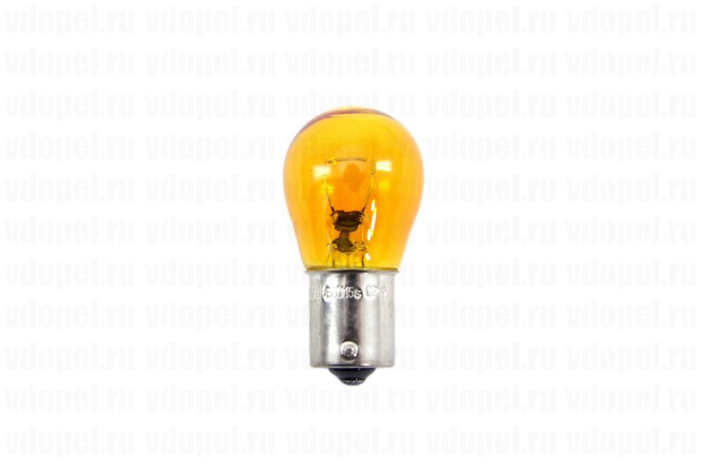 KORTEX KBA1053  - Лампа поворотника. PY21W жёлтая.