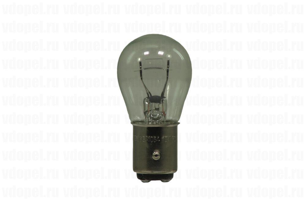 KORTEX KBA1054  - Лампа габарита и стоп сигнала. P21/5W двухнитевая.