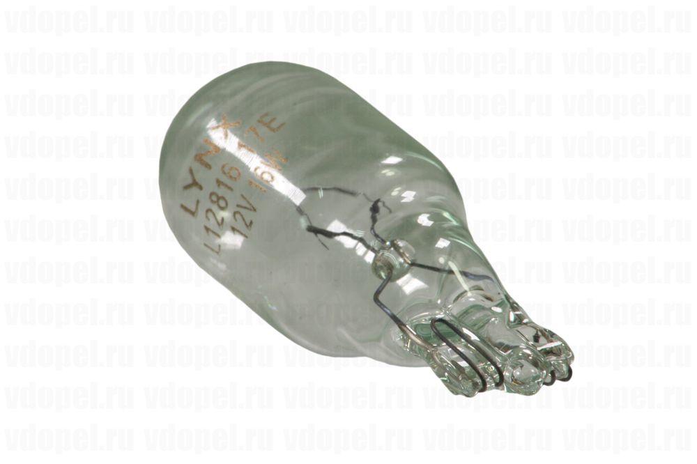 LYNX L12816  - Лампа 12V-16W W16W