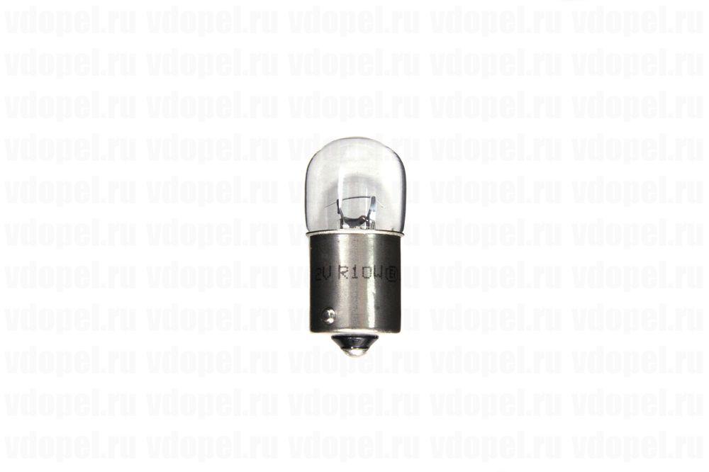 M.MARELLI 004008100000  - Лампа подсветки заднего номерного знака R10W