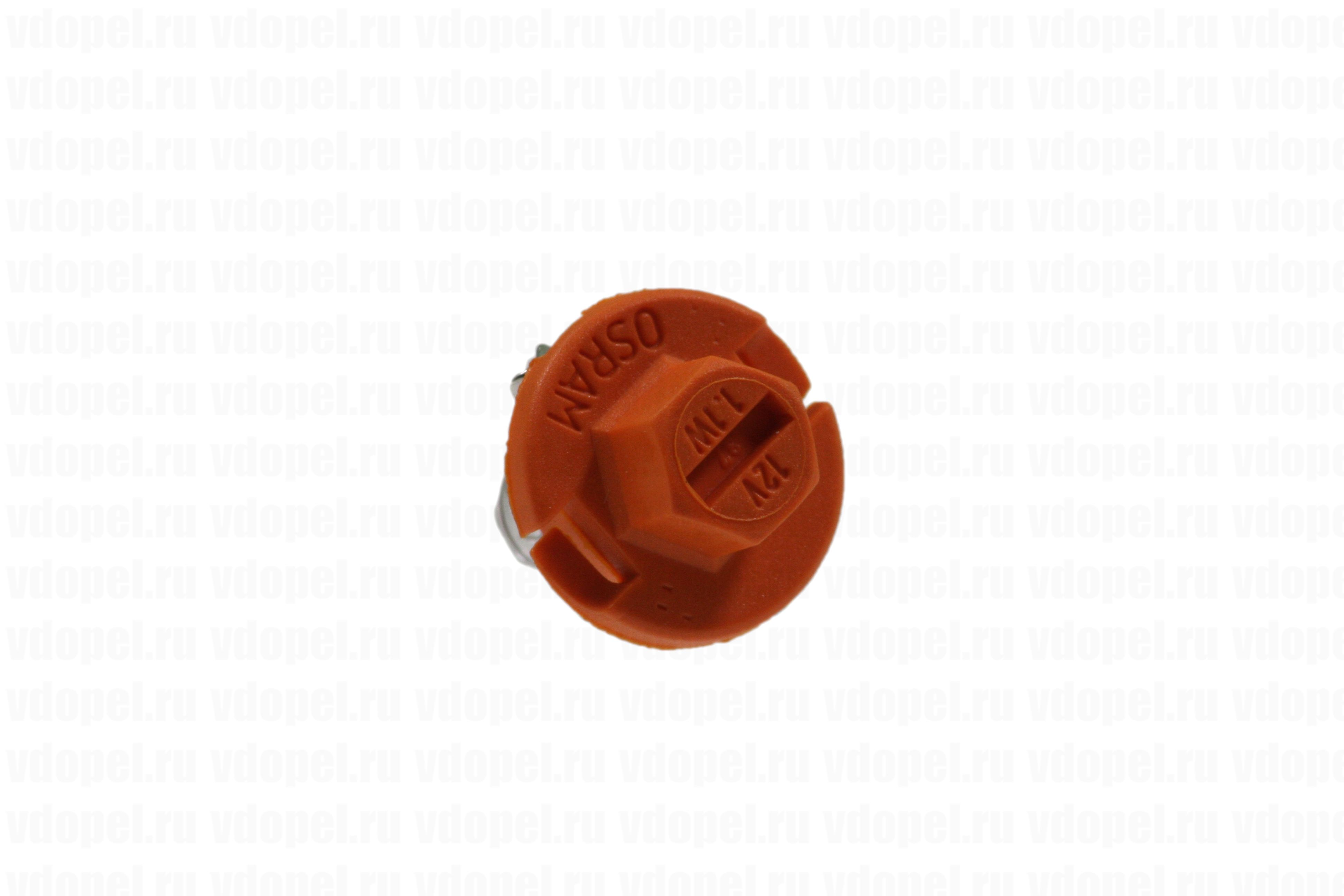 OSRAM 2473MFX6  - Лампа приборной панели. 12V  1,1W (оранж.)