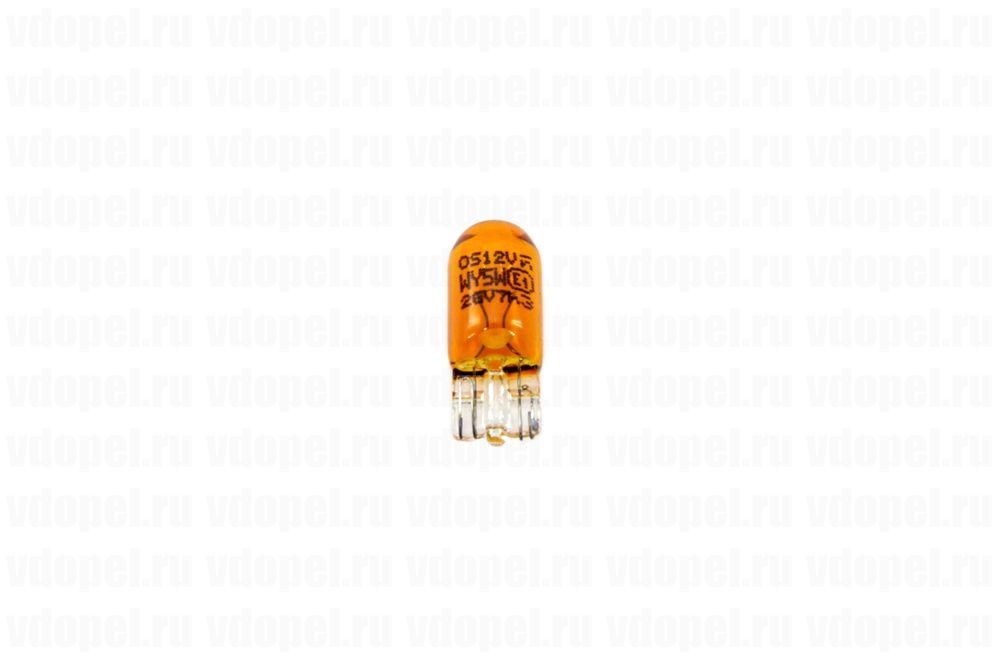 OSRAM 2827  - Лампа  WY5W Астра J (в повторитель)
