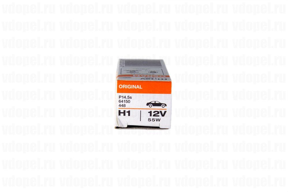 OSRAM 64150  - Лампа фары. 55W H1