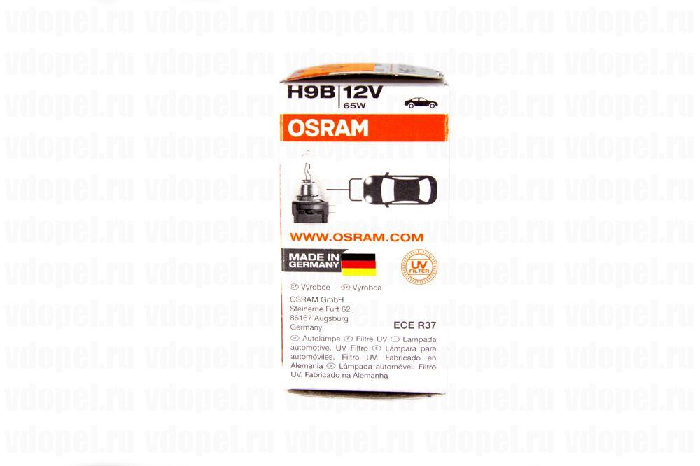 OSRAM 64243  - Лампа фары. 65W H9B