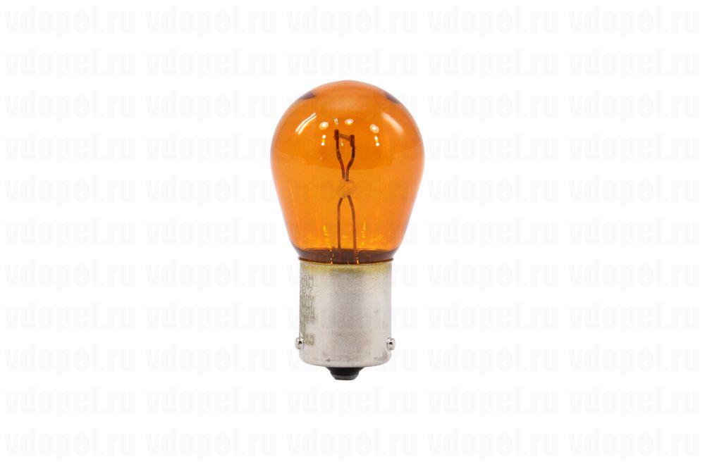 OSRAM 7507  - Лампа поворотника. PY21W жёлтая.