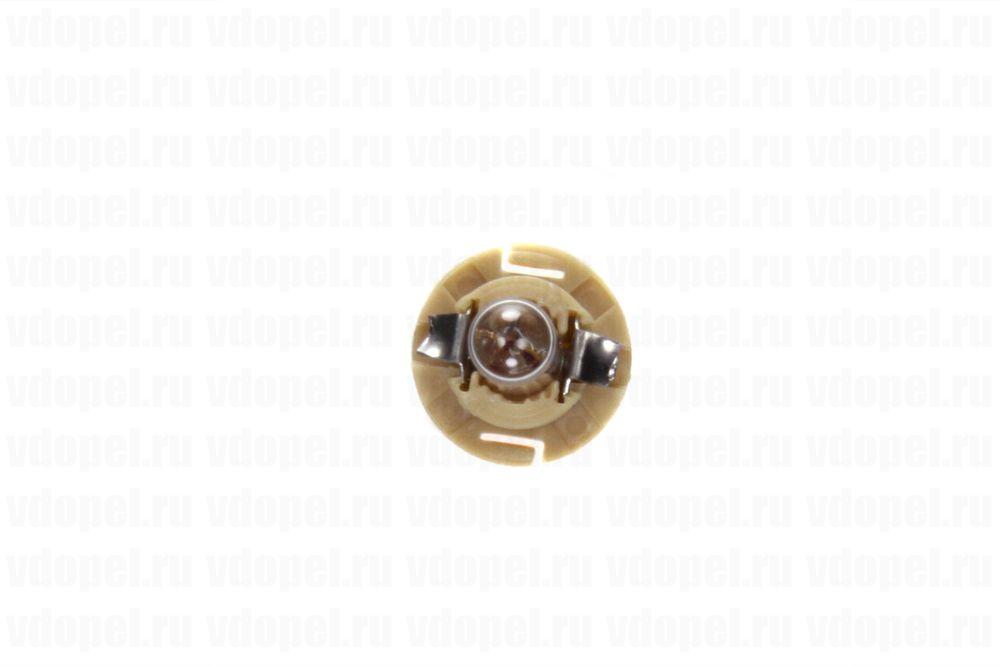 PHILIPS 12627CP  - Лампа приборной панели. 12V  1,5W(бежев.)