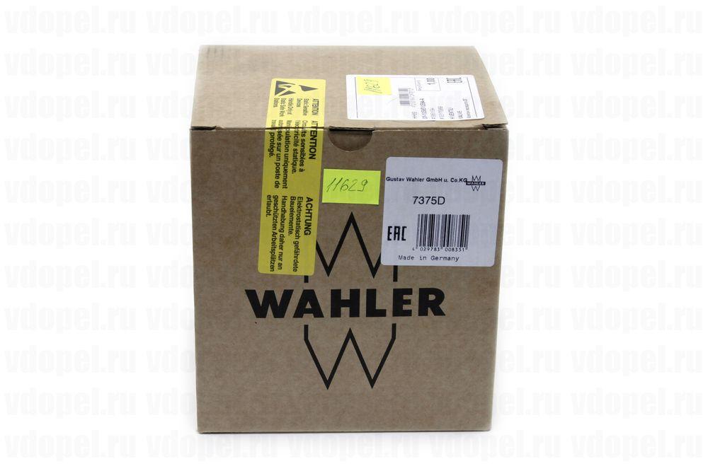 WAHLER 7375D  - Клапан рециркуляции вых. газов. 2,0-2,2DTH, DTR WAHLER
